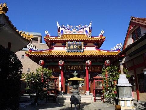 关帝庙旅游景点图片