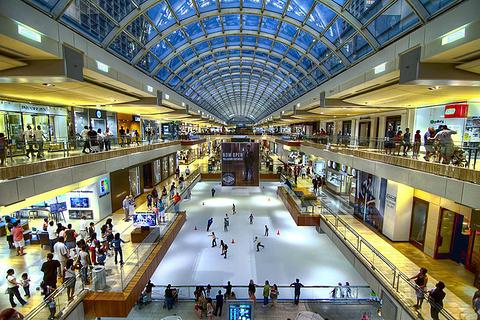 The Galleria购物商场旅游景点攻略图