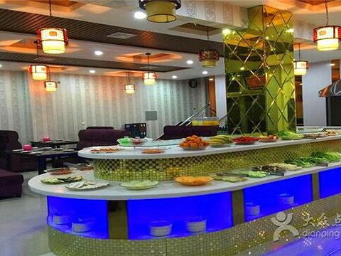 汉釜宫韩式自助烤肉旅游景点图片