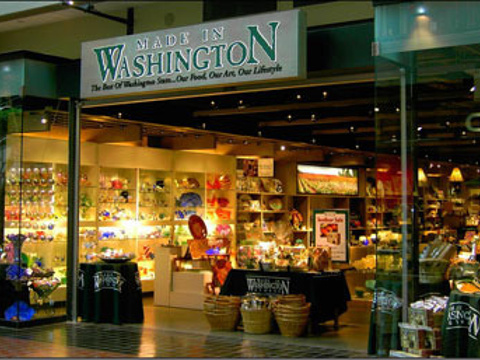 Made in Washington(派克市场店)旅游景点图片