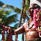 瓦胡岛-杜克卡哈那莫库雕像