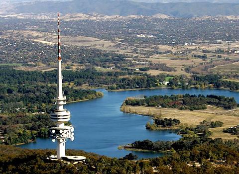黑山电讯塔旅游景点图片