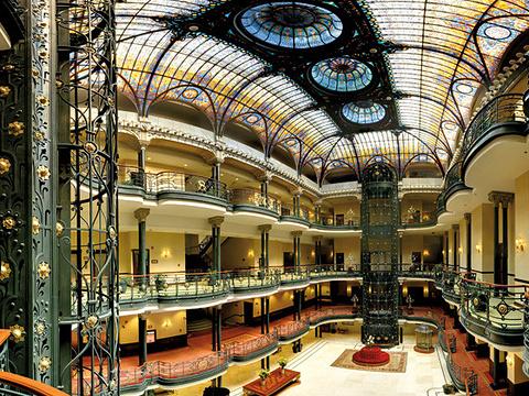 墨城大饭店旅游景点图片