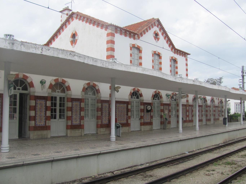 辛特拉火车站