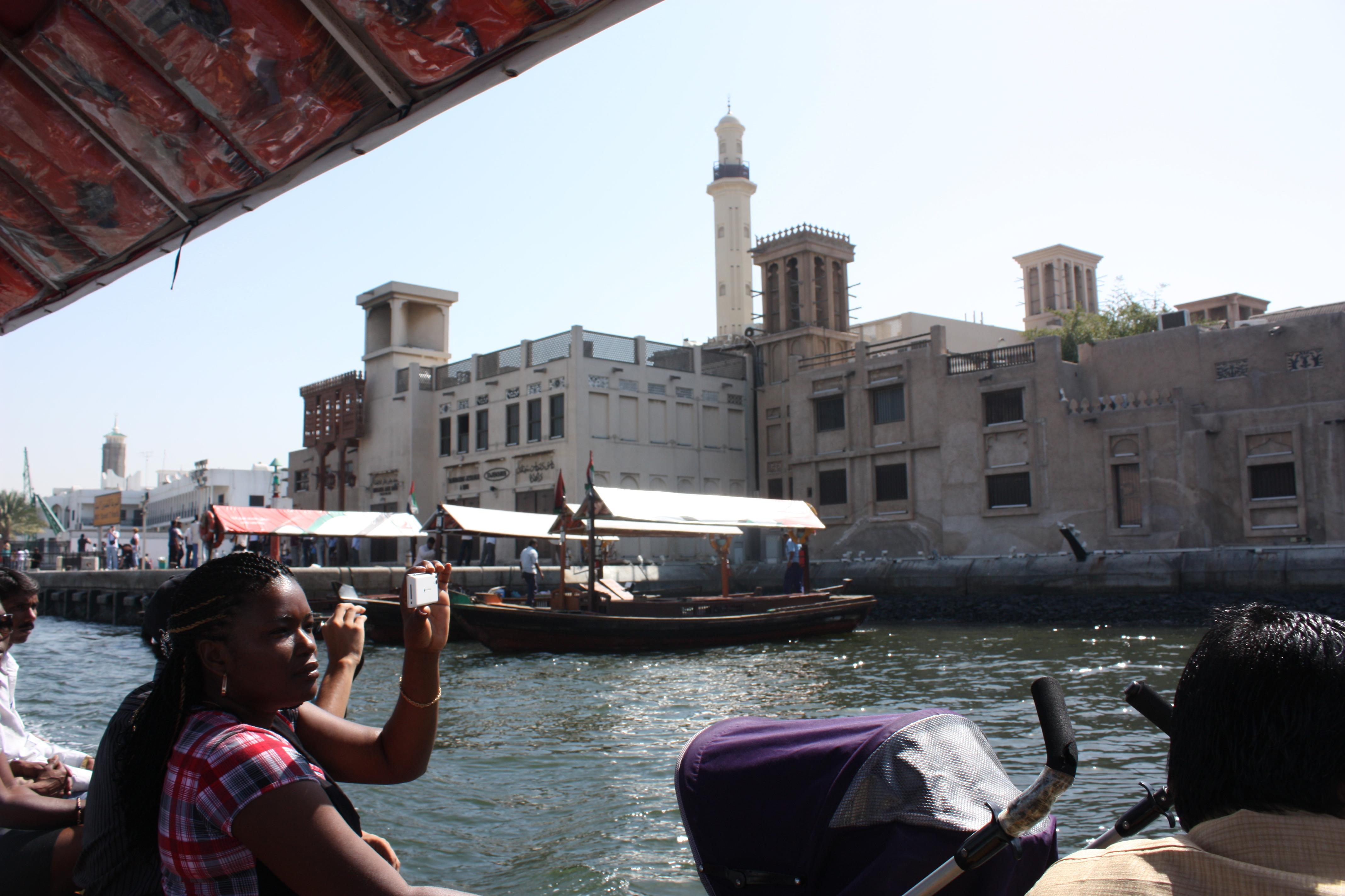 迪拜文化自然之旅一日游