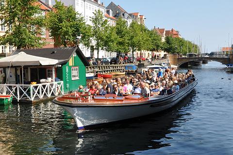 哥本哈根运河游览