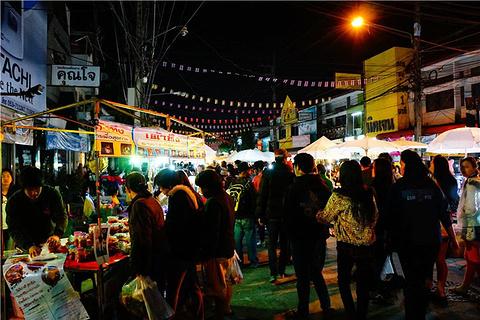 清莱步行街