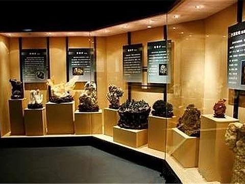 南京地质博物馆旅游景点图片