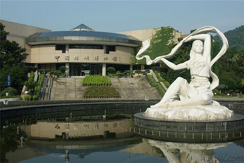中国丝绸博物馆的图片