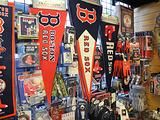 波士顿红袜队纪念品