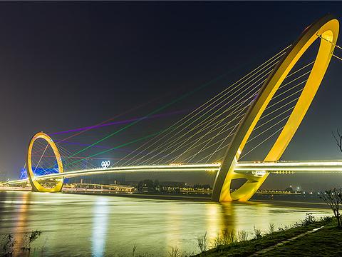 南京眼旅游景点图片