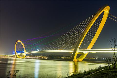 南京眼步行桥