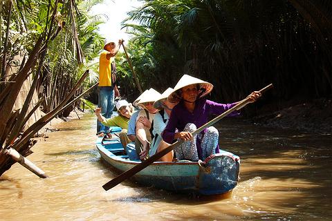 湄公河游船