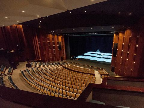 卢森堡市大剧院旅游景点图片