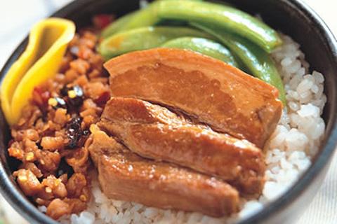 阿章爌肉饭