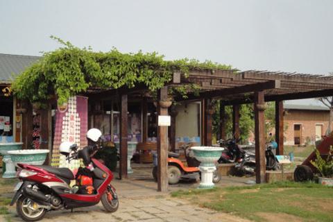 台湾酒窖(联合游客服务中心)