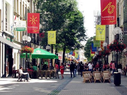 Grand大街旅游景点图片