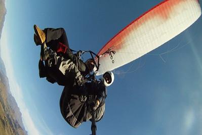 SkyTrek 皇后镇滑翔伞