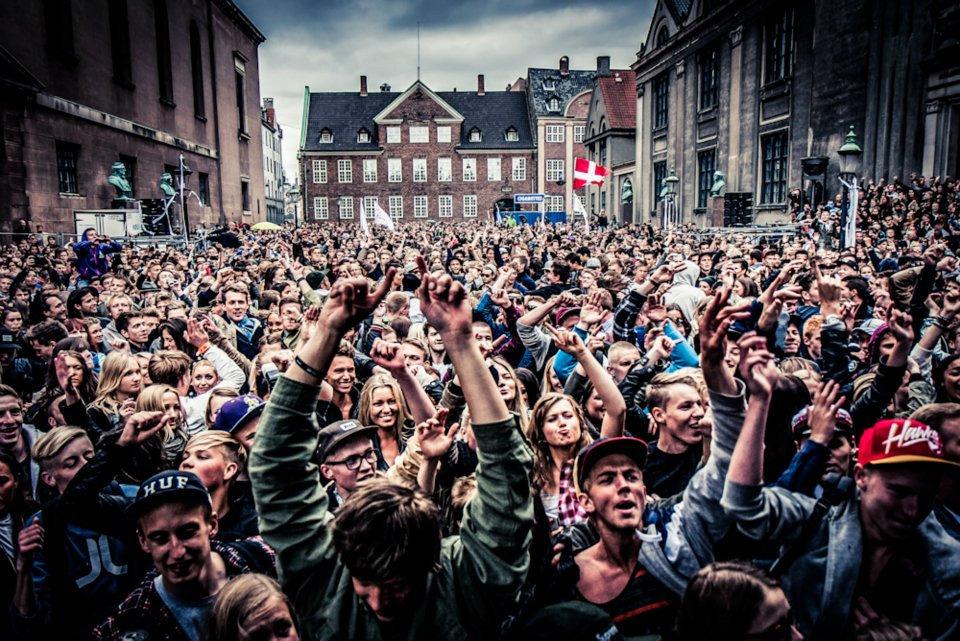 哥本哈根户外音乐节(Copenhagen Distortion)