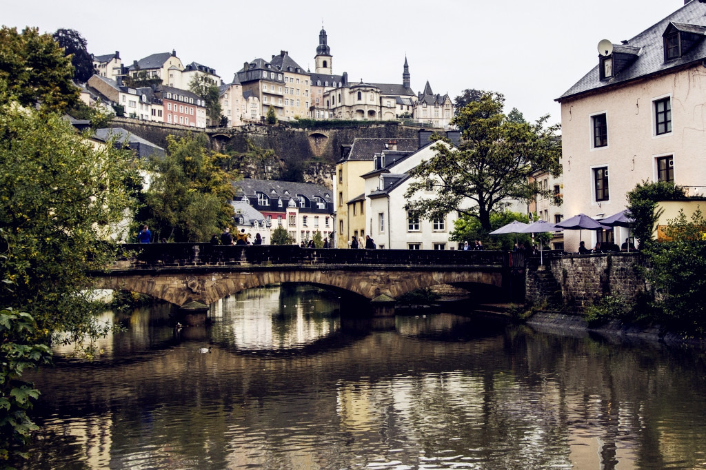 卢森堡探秘中世纪古城1日游