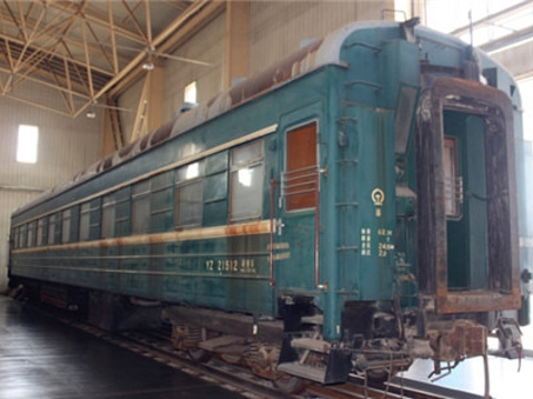 石家庄铁路博物馆旅游景点图片
