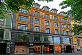 Akersgata 购物步行街