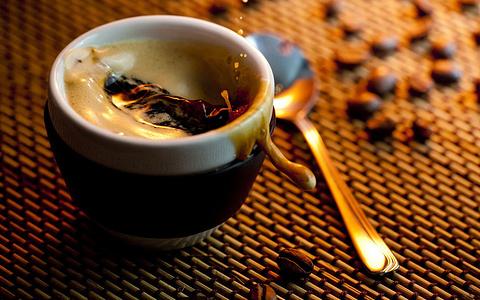 咖啡、咖啡豆