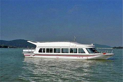 金鸡湖游船