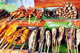 老挝特色烧烤