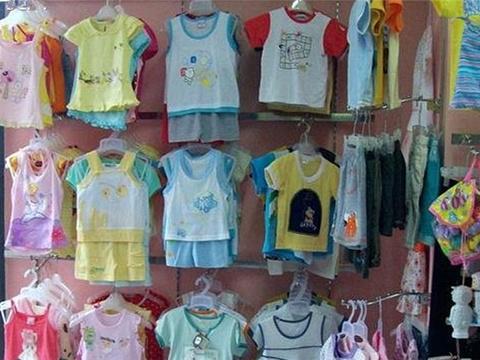 四季青儿童服装市场旅游景点图片