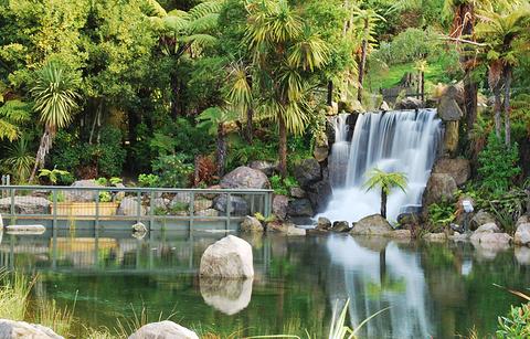 天堂谷野生动物园旅游景点攻略图