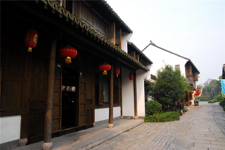 蒋村慢生活街区