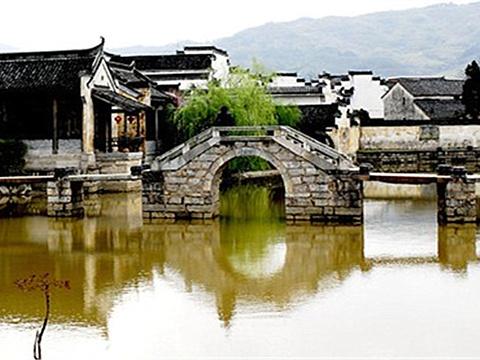 婺源沱川乡理坑风景区旅游景点图片