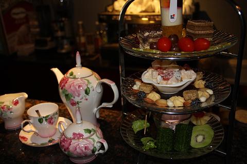 英式红茶及茶点