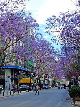 Athinas街