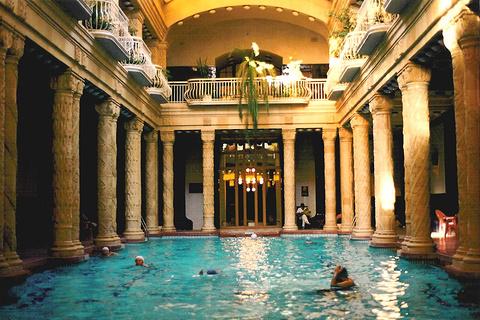 盖莱尔特温泉浴室旅游景点攻略图