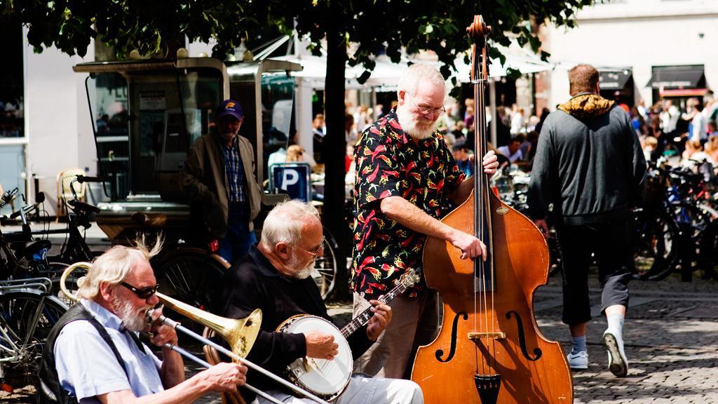 哥本哈根爵士音乐节(Copenhagen Jazz Festival)