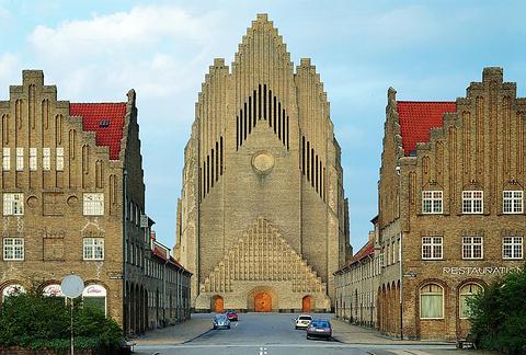 格伦特维教堂(管风琴教堂)