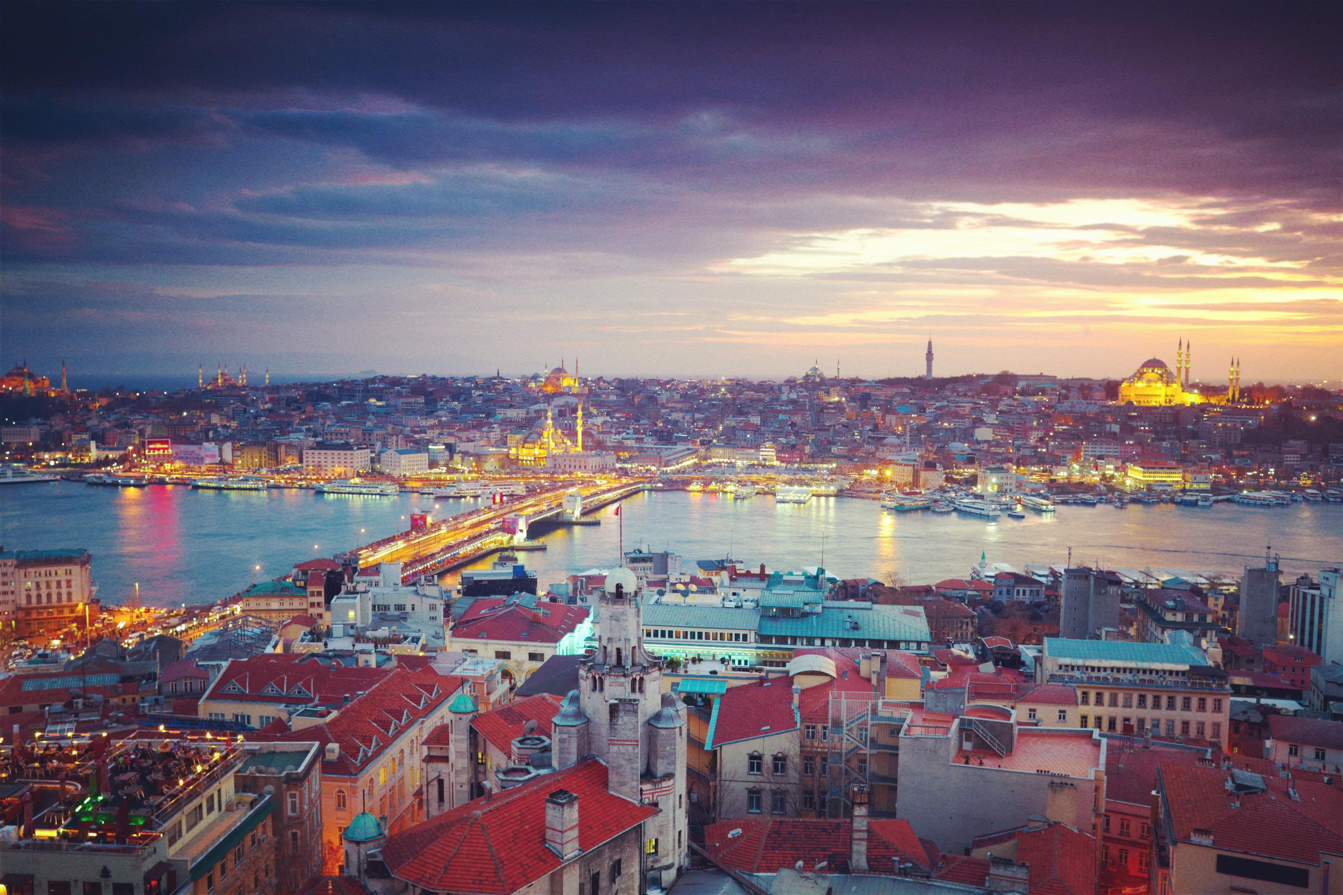 伊斯坦布尔经典二日游