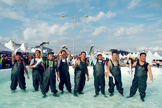 最南端鲂鱼庆典