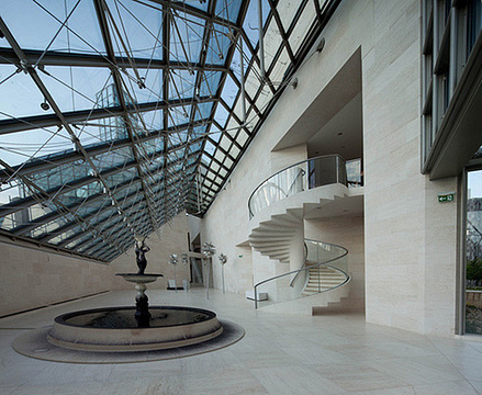 现代艺术博物馆旅游景点攻略图