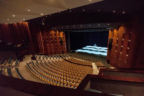 卢森堡市大剧院旅游景点攻略图