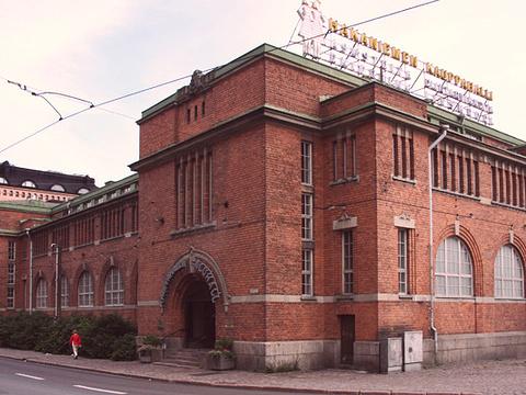 Hakaniemi kauppahalli旅游景点图片