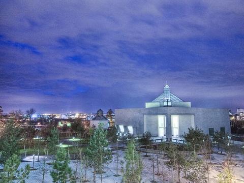 现代艺术博物馆旅游景点图片