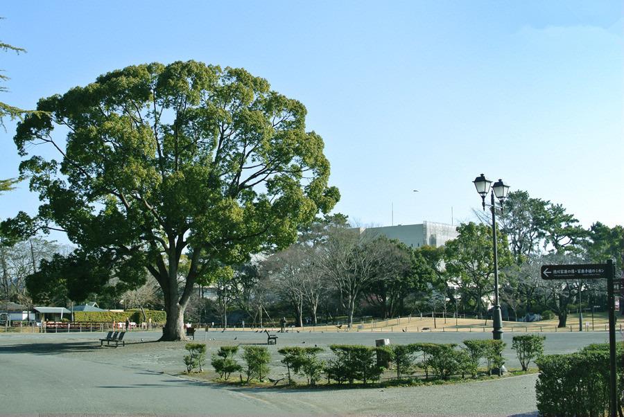 骏府城公园