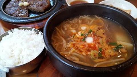 皇南牛肉汤