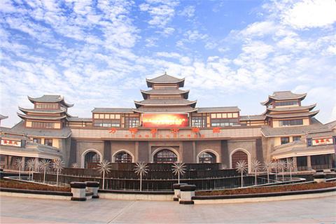 济南方特东方神画的图片