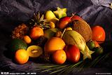 热带水果干