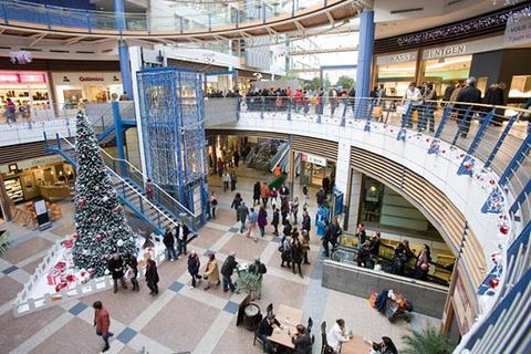 基希贝格购物中心旅游景点攻略图