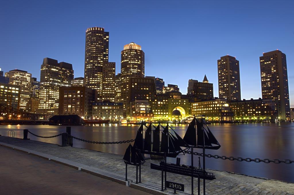 波士顿文艺气质游